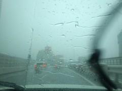 一石二鳥 公式ブログ/ゲリラ豪雨に遭遇 画像1