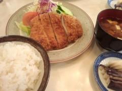 一石二鳥 公式ブログ/夕飯食べました 画像3