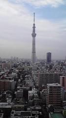 一石二鳥 公式ブログ/東京スカイツリーに感動です 画像1