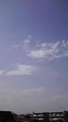 一石二鳥 公式ブログ/清々しい青空でした 画像1