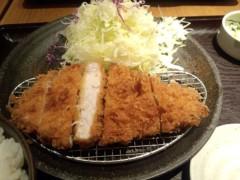 一石二鳥 公式ブログ/今日の夕飯 画像1