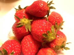 一石二鳥 公式ブログ/イチゴの季節が到来 画像2