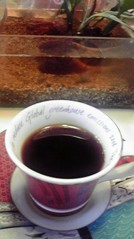 一石二鳥 公式ブログ/コーヒーと水槽 画像1