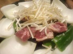 一石二鳥 公式ブログ/ジンギスカン食べました 画像1