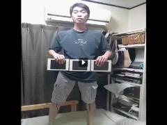 芦原健介 プライベート画像 シガーボックス縦