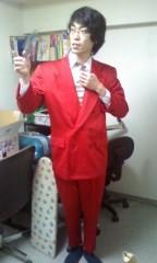 芦原健介 公式ブログ/赤シャツ 画像1