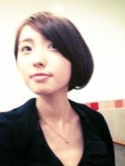 野田萌 公式ブログ/ショートヘア 画像1