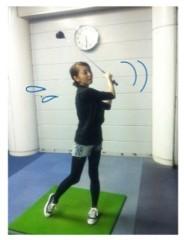 野田萌 公式ブログ/ゴルフ!レバ刺! 画像1