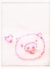 野田萌 公式ブログ/ちくちくちく… 画像1