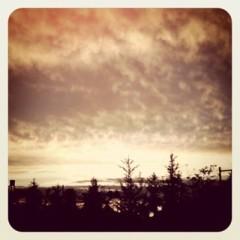 野田萌 プライベート画像 The mixing sky