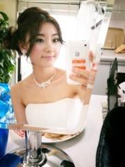 野田萌 公式ブログ/ドレスで…☆ 画像1