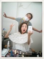 野田萌 公式ブログ/メイクさん 画像1
