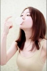 野田萌 公式ブログ/フーセンガム 画像1