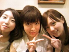 野田萌 公式ブログ/類は友を・・ 画像1