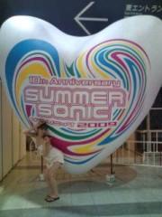 大森美知 公式ブログ/summer sonic 画像1