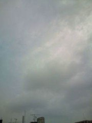 大森美知 公式ブログ/だっご曇りばぁーい 画像1