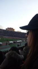 大森美知 公式ブログ/観戦中 画像2