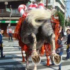 大森美知 公式ブログ/藤崎八幡宮秋の例大祭 画像2