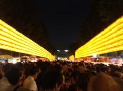 大森美知 公式ブログ/靖国神社みたま祭り 画像2