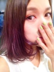 大森美知 公式ブログ/New Color〜☆ 画像3