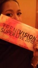 大森美知 公式ブログ/TREND VISION 2010本番 画像1