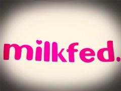 大森美知 公式ブログ/MILK FED秋 画像1