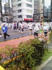 江波戸邦昌(オテンキ) 公式ブログ/〜東京マラソンの話〜 画像1