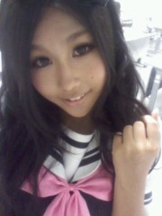 松本澪奈子(H&A.) 公式ブログ/2012-08-10 20:16:07 画像1