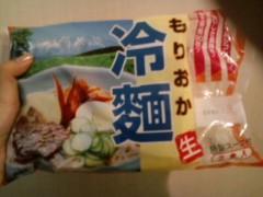 織田まな 公式ブログ/冷麺♪ 画像1