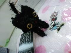 織田まな 公式ブログ/黒猫にゃん 画像1