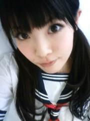 織田まな 公式ブログ/セーラー服(^ω^)v 画像2