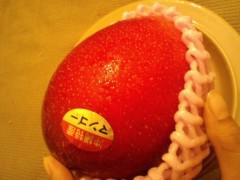 織田まな 公式ブログ/マンゴー!!!!! 画像1