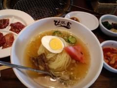 織田まな 公式ブログ/冷麺!! 画像1