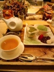織田まな 公式ブログ/肉食うさぎとお茶☆ 画像1