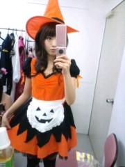 織田まな 公式ブログ/ハロウィン衣装♪ 画像2