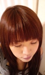 織田まな 公式ブログ/カット&カラー☆ 画像1