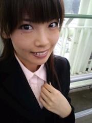 織田まな 公式ブログ/スーツ♪ 画像1