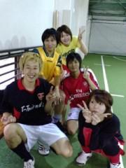 新妻悠太(トップリード) 公式ブログ/またまたフットサル! 画像1