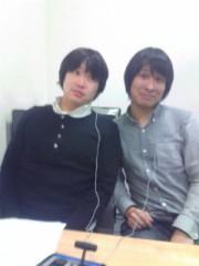 新妻悠太(トップリード) 公式ブログ/和賀さんと一緒。 画像1