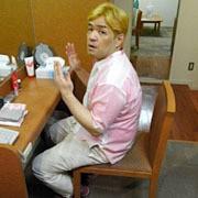式部太郎 公式ブログ/「踊る!さんま御殿!!」、楽屋2。8月19日 画像2