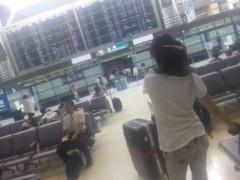 小室香織 公式ブログ/空港なう★ 画像1