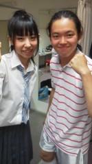 原瀬今日香(ポンバシwktkメイツ) 公式ブログ/『新・ぼくの先生』出演者� 画像1