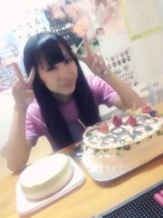 原瀬今日香(ポンバシwktkメイツ) 公式ブログ/10/15生誕ありがとうございました !!! 画像2