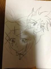 神條零柩 公式ブログ/ボカロ描いてみた2 画像1
