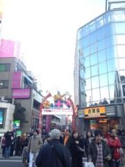 神條零柩 公式ブログ/原宿〜上野の旅 画像1