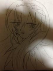 神條零柩 公式ブログ/ボカロ描いてみた1 画像2