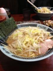 神條零柩 公式ブログ/昨日のディナー 画像2