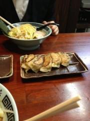 神條零柩 公式ブログ/昨日のディナー 画像3