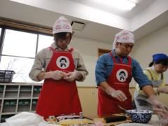 なお(だいなお) 公式ブログ/まつり寿司。in体験教室 画像2