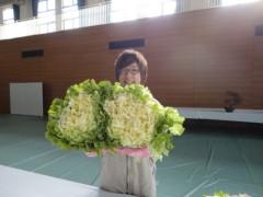 なお(だいなお) 公式ブログ/越谷産業フェスティバル準備。in越谷総合体育館 画像1